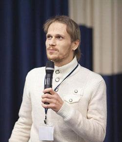 Сергей Кокшаров - участник SEO-конференций России и Украины