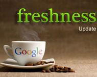 Как повлияла свежесть Google