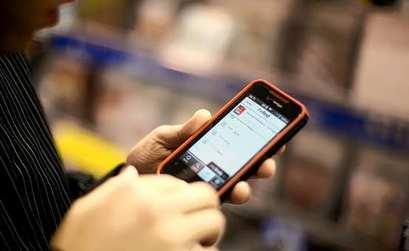Более половины всех сотовых абонентов Москвы пользуются смартфонами
