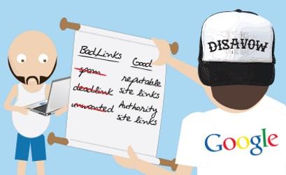 Как выйти из-под фильтра? Снимаем санкции Google завходящие ссылки