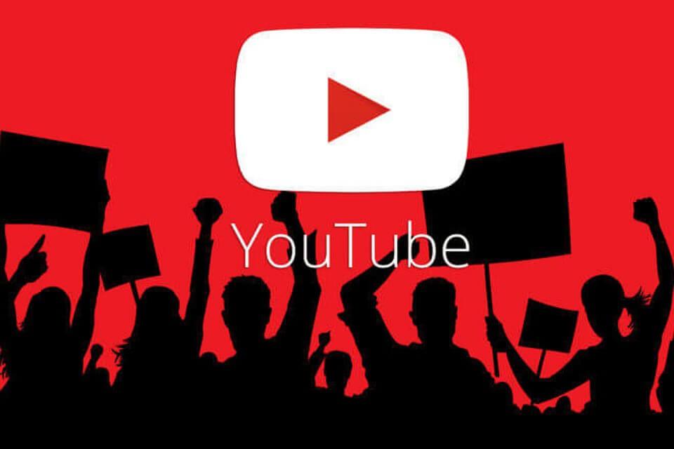 Доход от рекламы в YouTube вырос на 11% за 2018 год