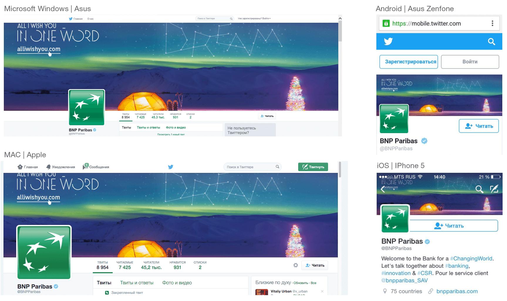 Как оформить аккаунт в соцмедиа в соответствии с последними трендами
