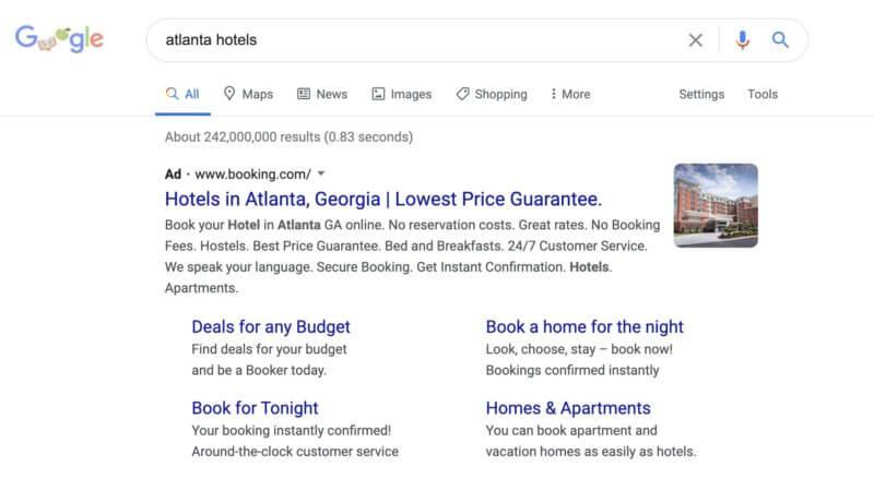 Google откажется от Gallery Ads в пользу расширения с картинками