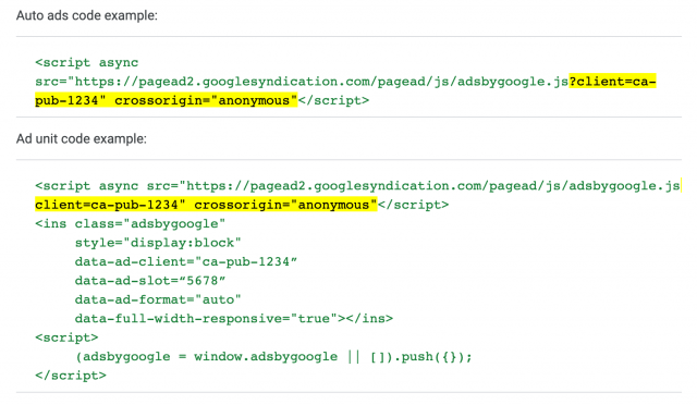 Google запустил новый более быстрый код встраивания AdSense