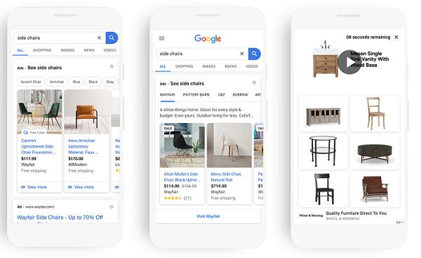 Google Ads представил новые инструменты мультимедийной рекламы