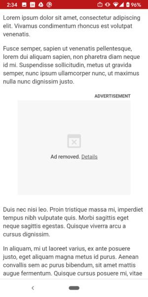 Google Chrome будет блокировать загрузку ресурсоемкой рекламы
