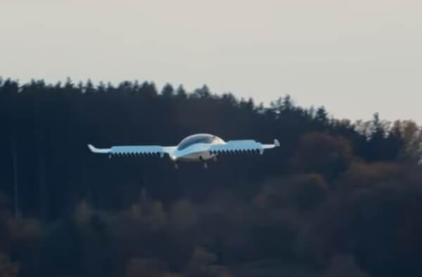 Технодайджест: полет на такси и борьба с дронами
