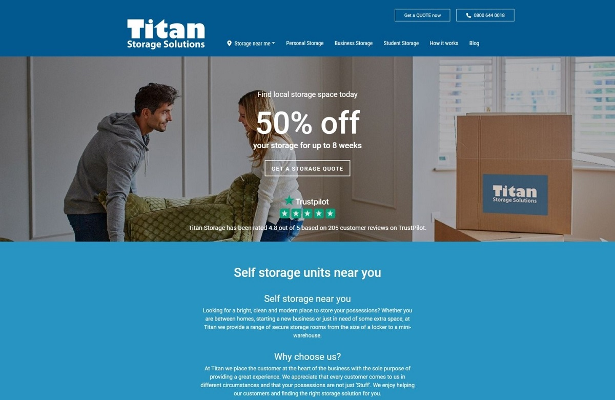 Titan Storage Solutions