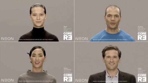 Samsung готовится внедрить в смартфоны алгоритм Neon