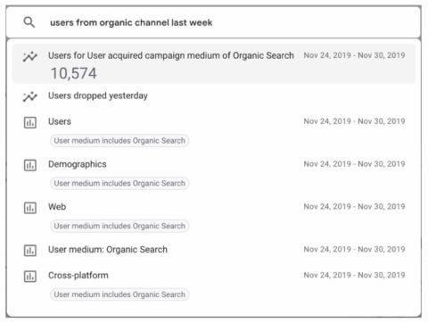 Google Analytics представил новые функции для ресурсов «Приложение исайт»