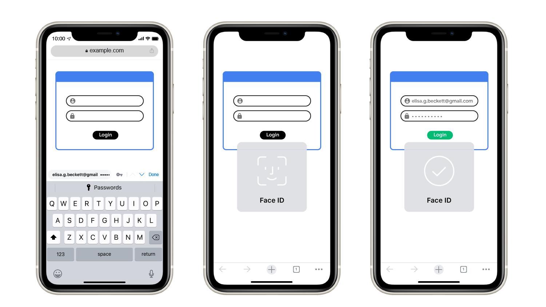Мобильный Google Chrome: новая система защиты паролей