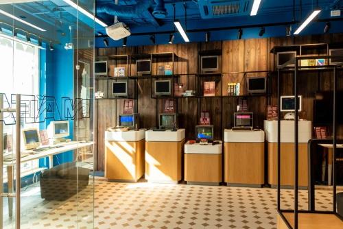 Яндекс открывает музей и магазин в Санкт-Петербурге