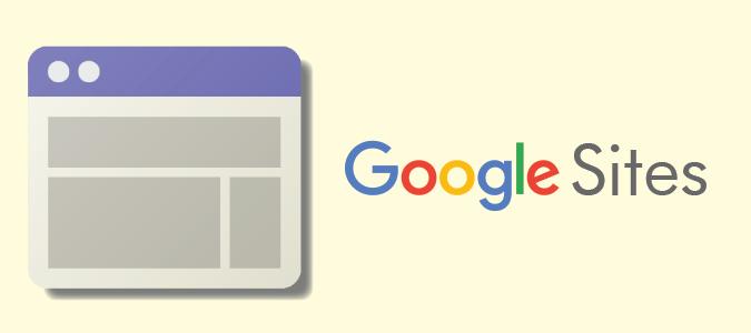 В Google Sites стало проще копировать крупные сайты