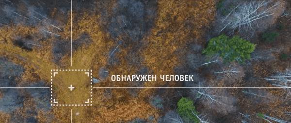 Искусственный интеллект обрабатывает снимки лесов и болот, чтобы найти пропавших людей