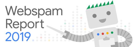 Google обнаруживает 25 млрд спамных страниц каждый день