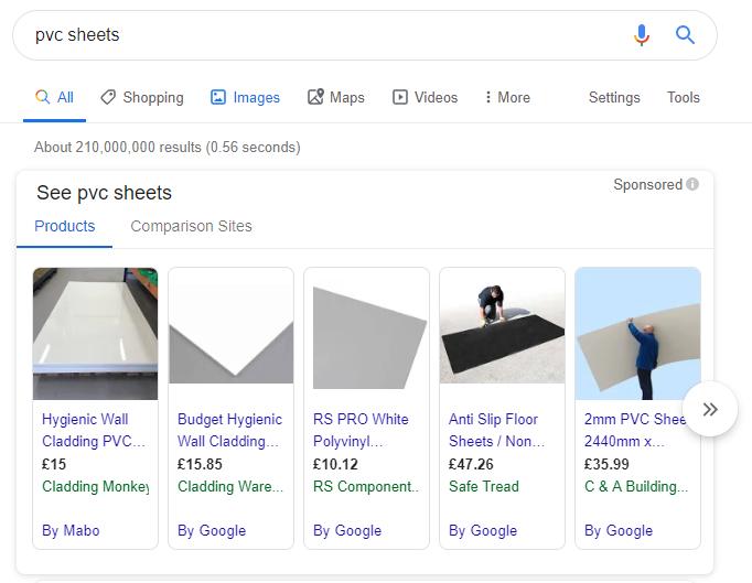 Google тестирует 5 обновлений поисковой выдачи
