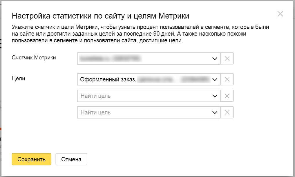 Как настроить рекламную кампанию в Яндекс.Директе на look-alike аудиторию