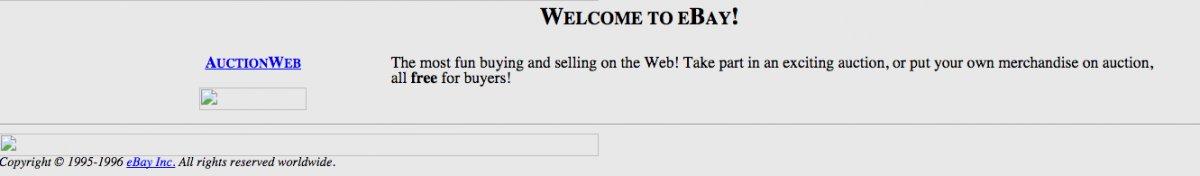 Как популярные сайты выглядели 10 лет назад?