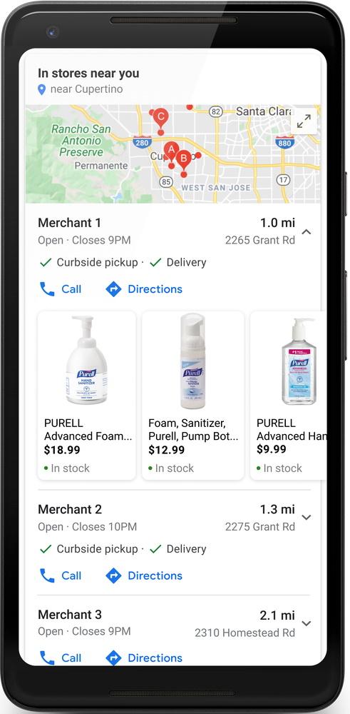 Google запускает новые сервисы для поддержки малого и среднего бизнеса