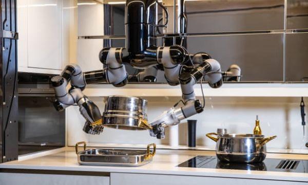 Кухня-робот