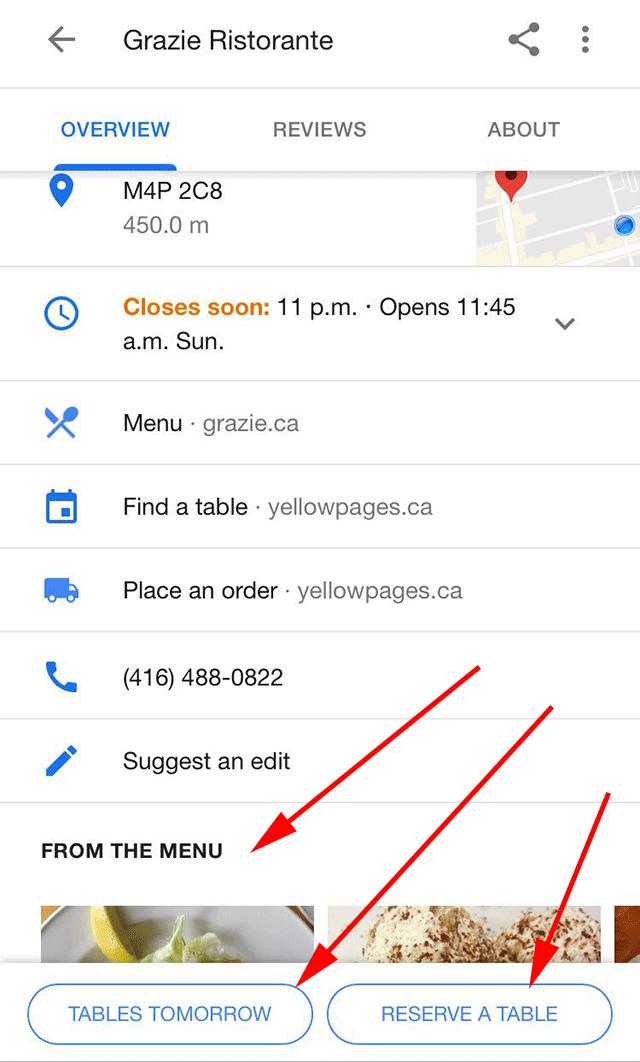 Новый тест от Google
