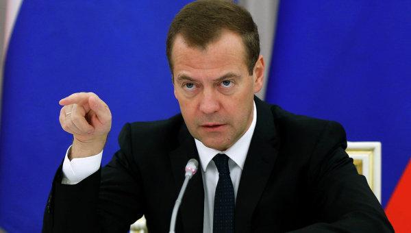 Медведев выступил за госрегулирование интернета
