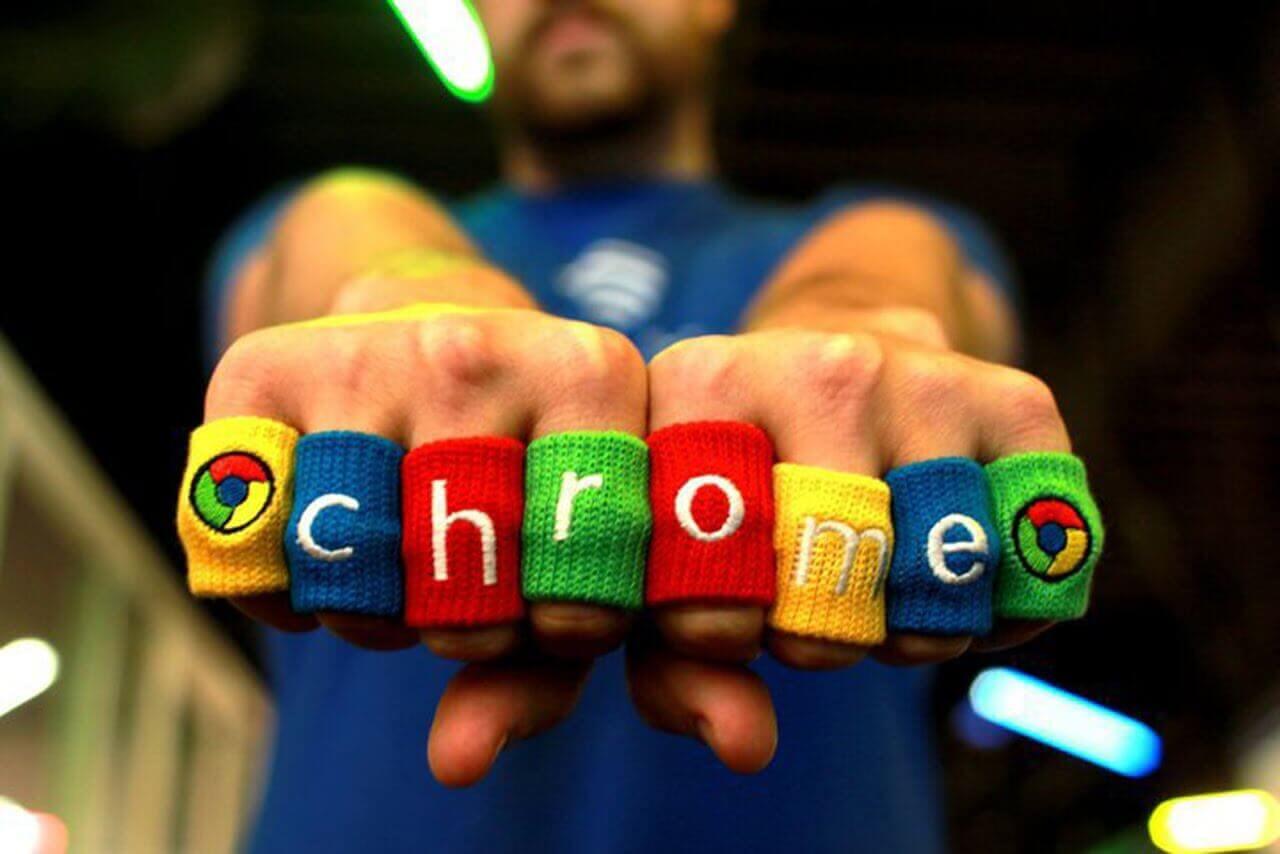 ВGoogle Chrome видео автоматом будут запускаться без звука