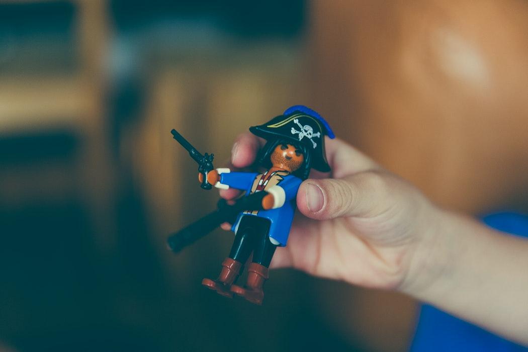 Google: поиск дает пиратским сайтам всего 19% трафика