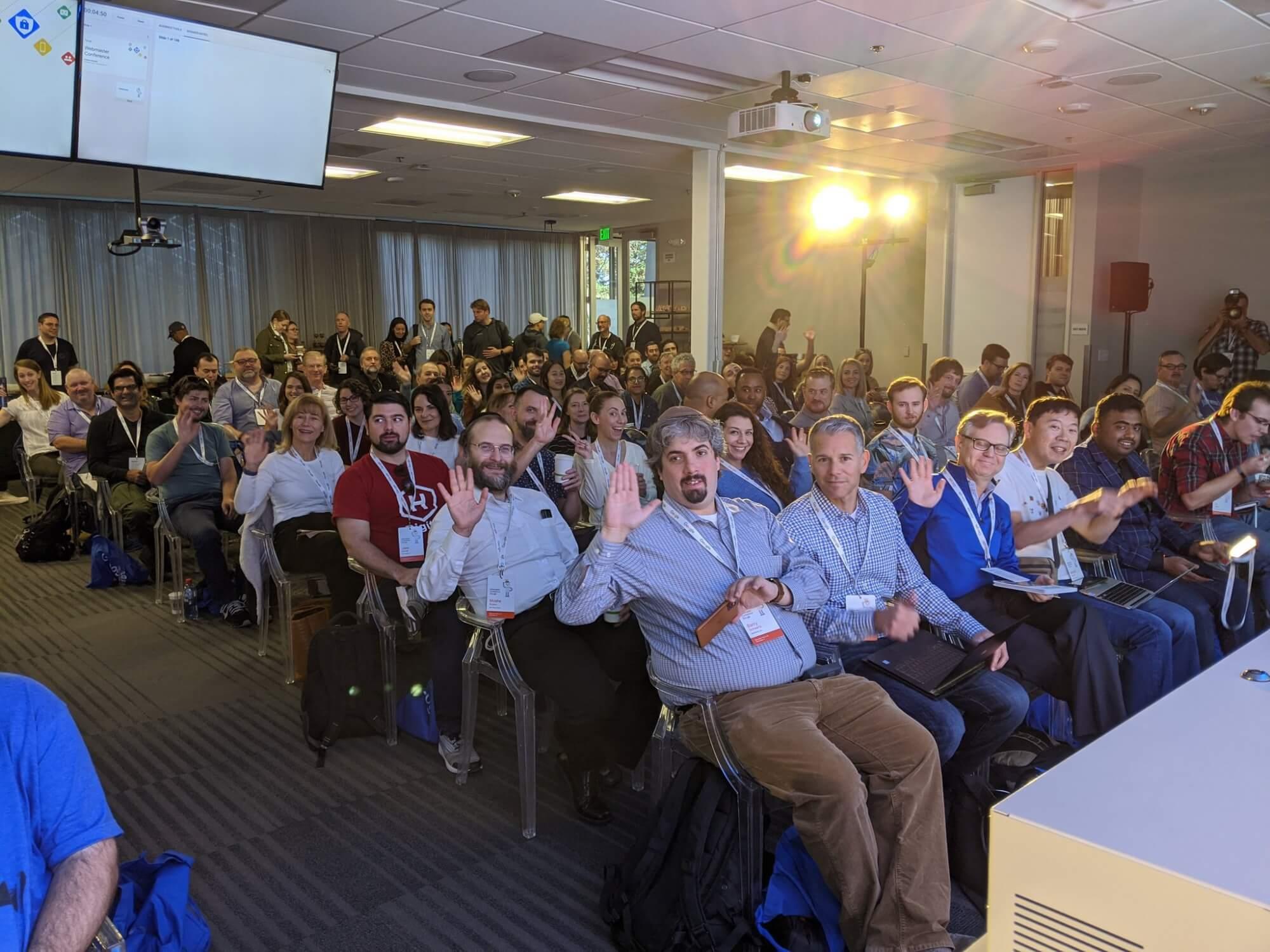 Google дал советы вебмастерам на Webmaster Conference