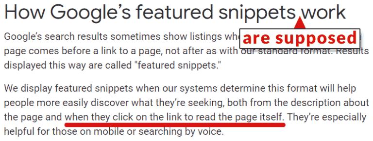 Google может показывать контент по подписке в блоках с ответами