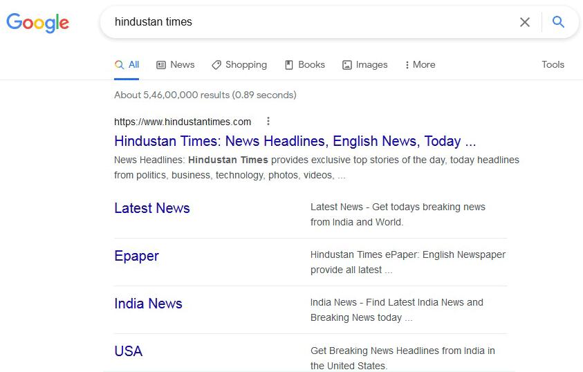 google-sitelinks-large