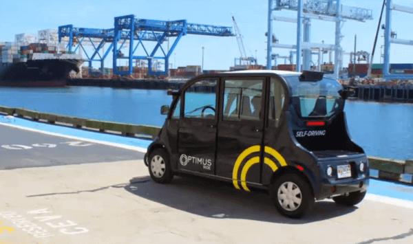 Технодайджест: летающие автомобили и беспилотные автобусы