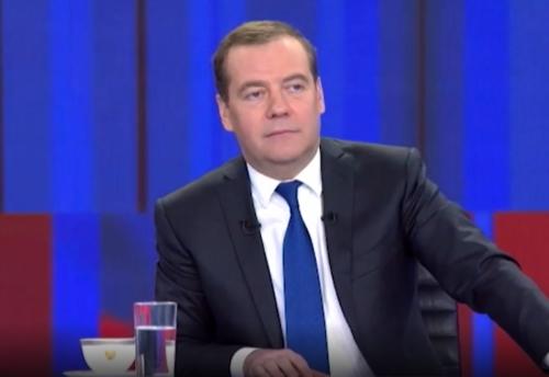 Медведев рассказал, как государство относится к Яндексу