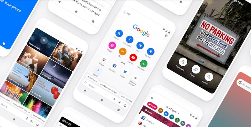 Облегченное поисковое приложение Google Go стало доступно по всему миру