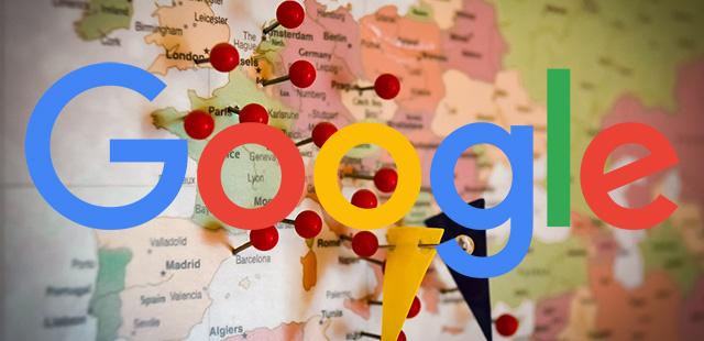 Google Мой бизнес ограничил число территорий обслуживания