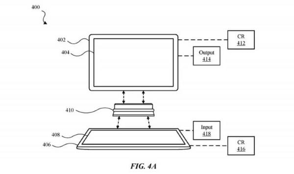 Apple подала в США патентную заявку