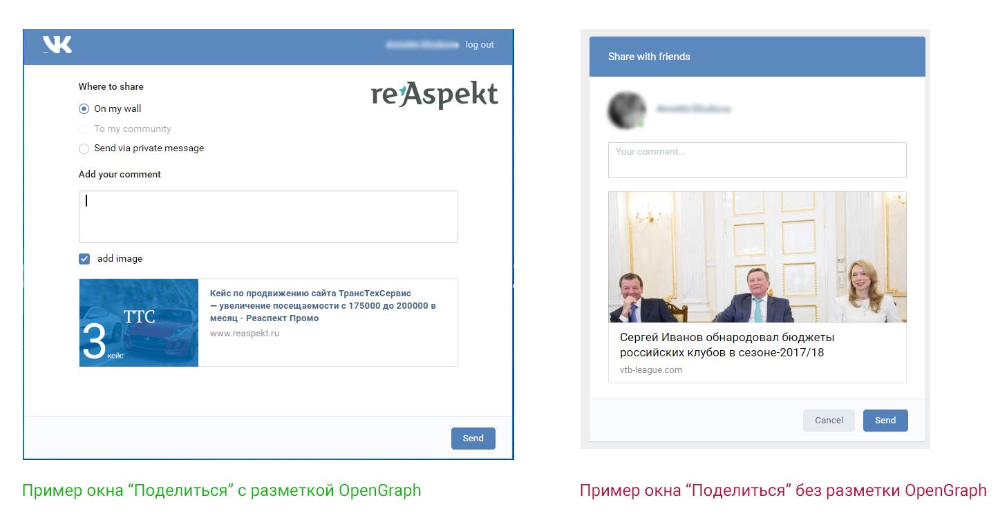 Разница при применении разметки OpenGraph для социальных сетей.png