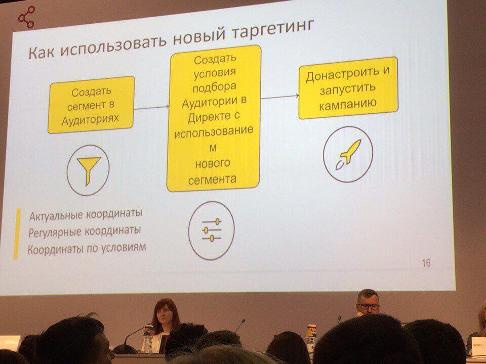 В Яндекс.Аудиториях появятся геосегменты