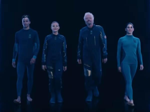 Технодайджест: космические костюмы и неопознанные организмы