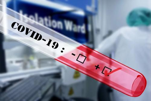Яндекс протестирует сервис доставки тестов на коронавирус
