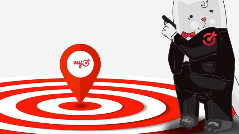 myTarget запускает систему для взаимодействия с DMP