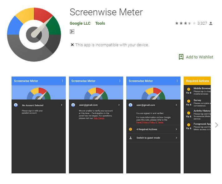 Google признался, что платил пользователям задоступ кихсмартфонам