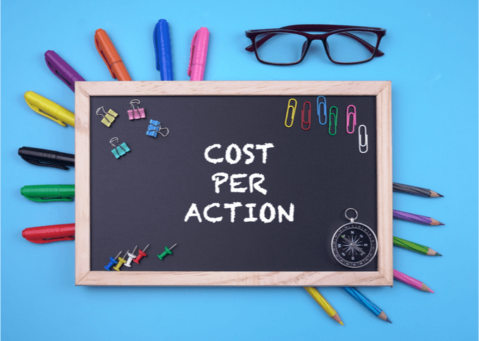 CPA (Cost per-action)