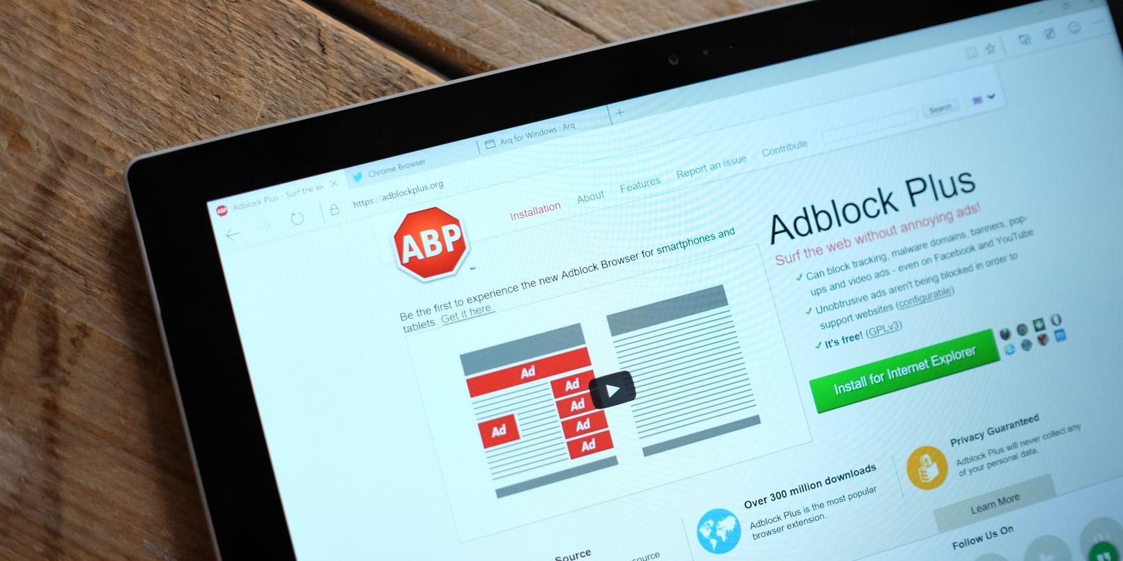 AdBlock Plus запретит соцсетям отслеживать действия юзеров на сайтах