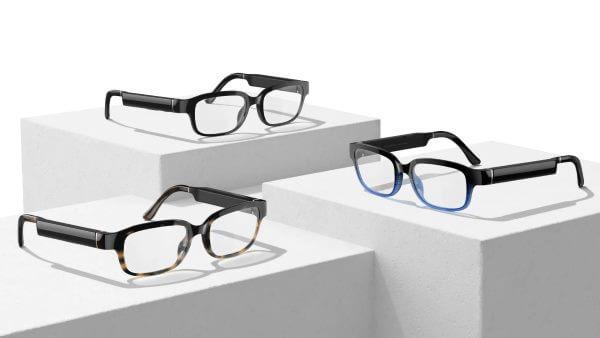 Amazon показала обновленные смарт-очки Echo Frames