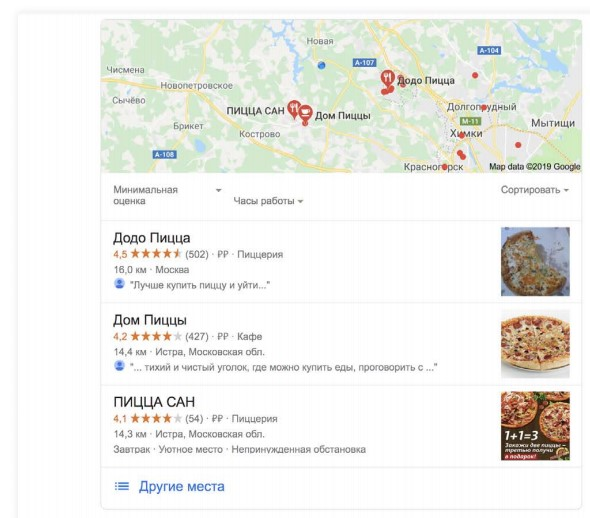 Локальное SEO: как продвигать сайт в Картах