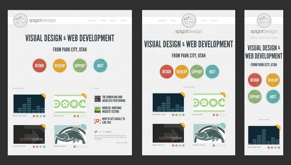 Web дизайн сайта