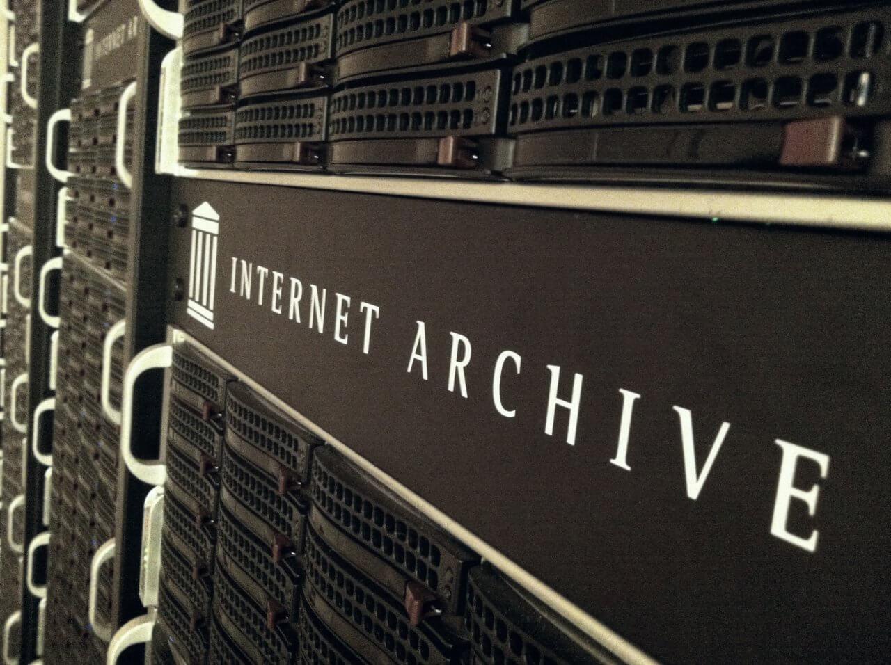 В России полностью заблокирован архив интернета
