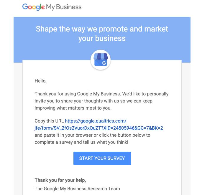 Google Мой бизнес может запустить платные премиум-функции