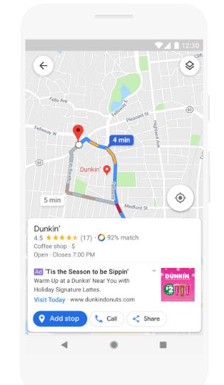 Google Ads представил новые инструменты для локальных кампаний